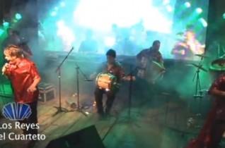 Los Reyes en vivo – Un gusto a mujer-Pareces Feliz-Piel de azúcar